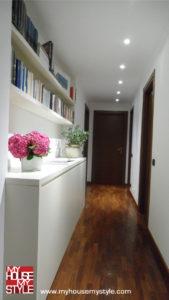abitazione a Varese: il disimpegno